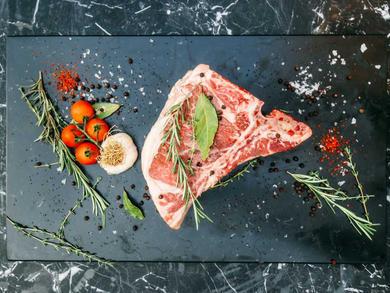 Recipe: Sirloin steak by Baba
