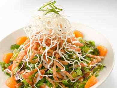 Recipe: Chinese chicken salad by The Cheesecake Factory