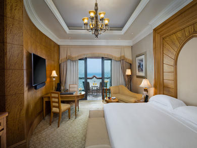 Abu Dhabi's Emirates Palace launches Eid al-Fitr deal