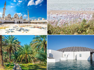 Best Abu Dhabi tourist attractions