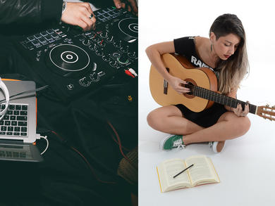 10 new ways of making and enjoying music that we've learned to do from home