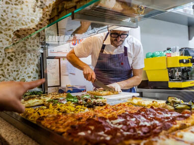 Abu Dhabi's hidden gem pizza place Marmellata launches weekly pick-up service