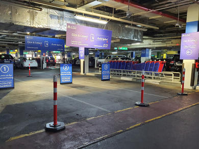 UAE Carrefour branches launch click-and-collect grocery service