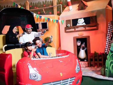 Best kids attractions in Abu Dhabi