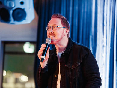 Stand Up for Mental Health comedy show is coming to Abu Dhabi this weekend