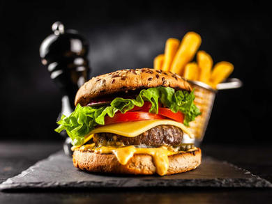 Best burgers in Abu Dhabi