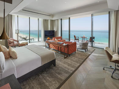 Dubai's Mandarin Oriental Jumeira launches exclusive staycation deal