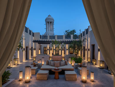 The Chedi Al Bait Sharjah launches summer staycation deals