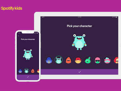 Spotify Kids is now available in the UAE