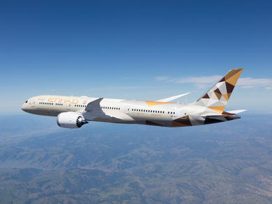 Abu Dhabi's Etihad Airways to provide transfer service connecting 20 cities around the world