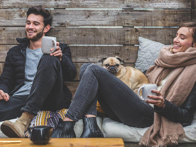 How to communicate better with your other half while WFH
