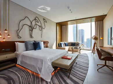 Renaissance Downtown Dubai launches hotel deal