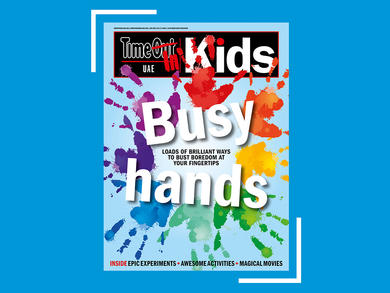 Time Out UAE Kids June issue is now available to download for free