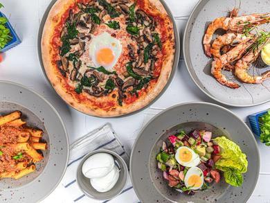 Abu Dhabi's Marco's New York Italian relaunches brunch