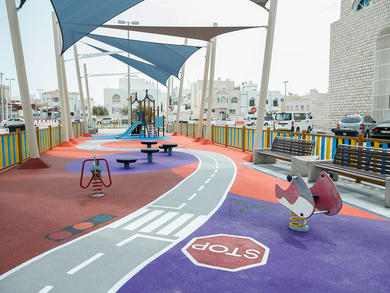 Abu Dhabi opens 51 new play areas for children across the city