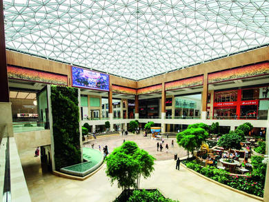 Abu Dhabi government say children still not allowed in malls but upper limit now 70