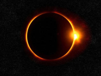Watch a live broadcast of the partial solar eclipse in the UAE on Sunday
