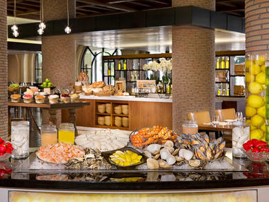Five Abu Dhabi brunches to try out this weekend
