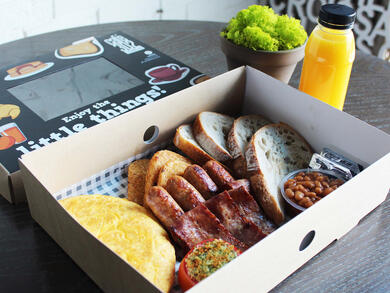 Abu Dhabi's Café 302 launches delivery breakfast boxes