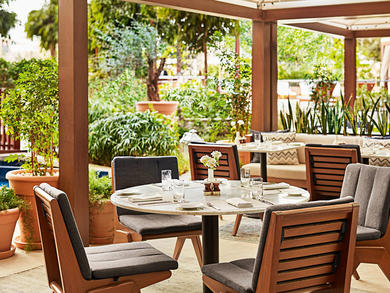 Abu Dhabi EDITION's Alba Terrace launches unlimited breakfast deal