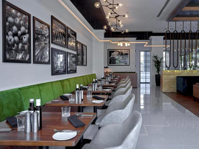 Abu Dhabi's Marco's New York Italian launches Dhs99 unlimited drinks deal for ladies