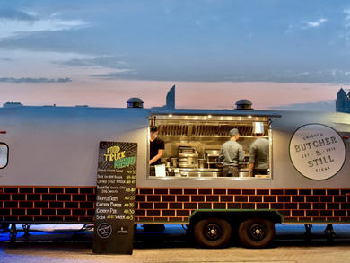 Abu Dhabi food trucks given guidelines to reopen to the public