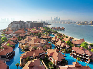 Valentine's Day staycations in the UAE to book now