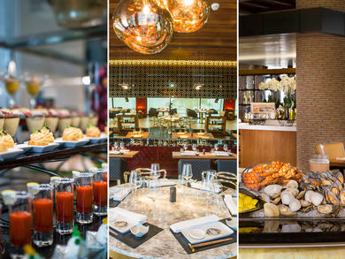 Five Abu Dhabi brunches to try this weekend