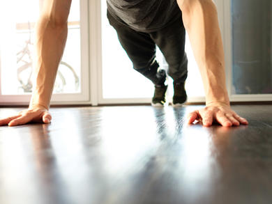 Tips from CLYMB Abu Dhabi on staying flexible and fit