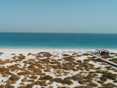 Saadiyat Beach Club in Abu Dhabi is now open to the public
