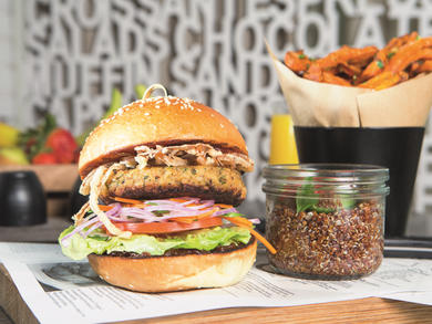 Abu Dhabi's Café 302 launches vegan night with 50 percent discount