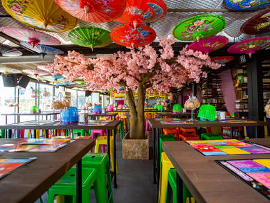 Mr Miyagi's on Yas Island Abu Dhabi relaunches with drink deals and brunch