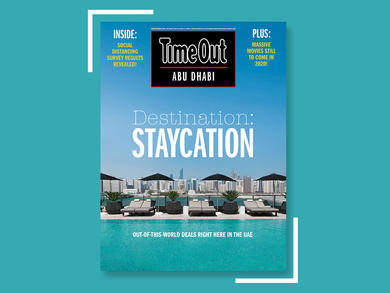 The latest issue of Time Out Abu Dhabi is now available for free download