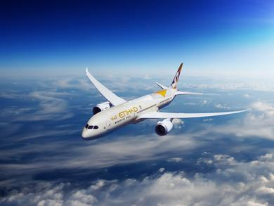 Abu Dhabi's Etihad Airways announces flights to India and Europe