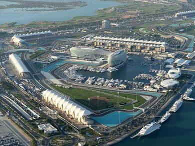 Yas Marina Circuit launches Abu Dhabi's first drive-in cinema