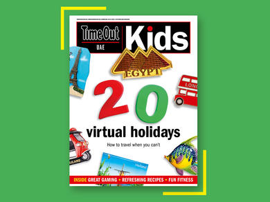 The latest issue of Time Out UAE Kids is now available for free download