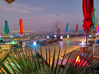 New Andaz Lounge and Pool Bar opens with half-price deals