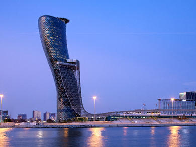 Andaz Capital Gate Abu Dhabi launches Dhs275 summer staycation deal