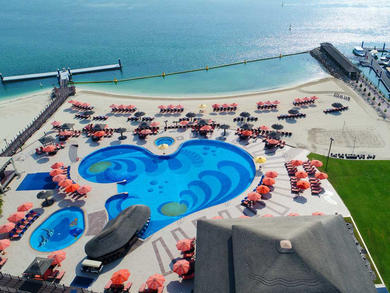 Abu Dhabi's Al Maya Island has reopened with day pass deals