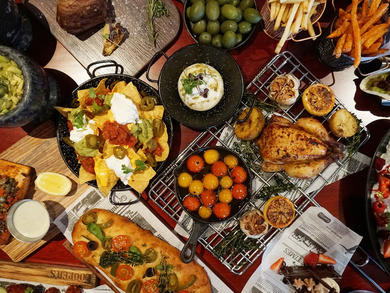 Brunch is back this weekend at Cooper's Bar & Restaurant