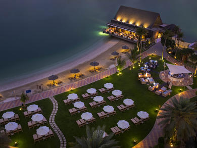 Beach Rotana Abu Dhabi offering free mall vouchers with staycation package