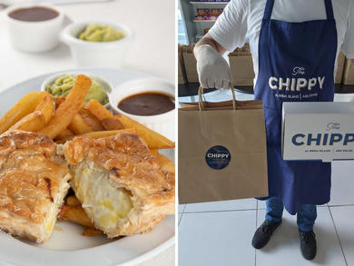 Abu Dhabi's The Chippy has opened a second branch at Al Seef Village Mall