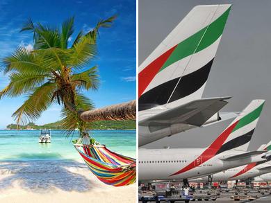 Dubai's Emirates Airline resumes flights to Seychelles