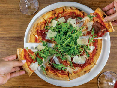 Best pizza in Abu Dhabi: Where to find the perfect slice