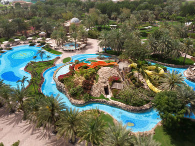 Abu Dhabi's Emirates Palace introduces day pass deal for beach and pool