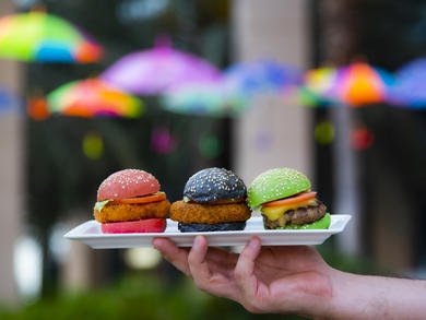 Abu Dhabi has a brand new burger brunch every weekend