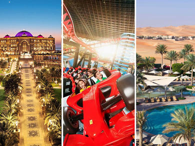 Ten famous things about Abu Dhabi