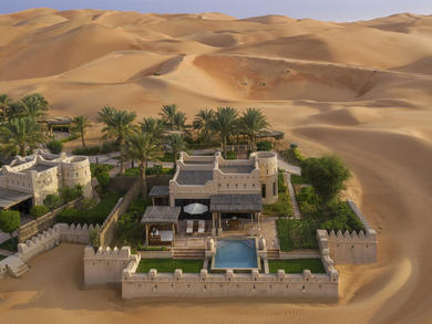 Qasr Al Sarab Desert Resort by Anantara is reopening on August 15