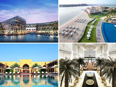Abu Dhabi hotels offering staycation and meal deals