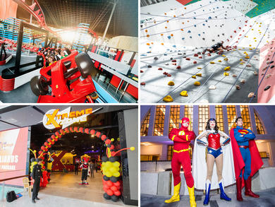 Abu Dhabi Best indoor activities for kids